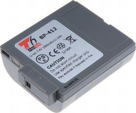 Батерия за видеокамера Canon BP-412, 1500 mAh