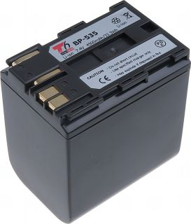 Батерия за видеокамера Canon BP-535, brown, 4500 mAh