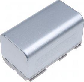 Батерия за видеокамера Canon BP-924, BP-927, BP-930, Сребриста, 4400 mAh