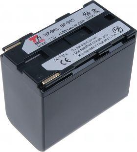 Батерия за видеокамера Canon BP-941, BP-945, 6600 mAh