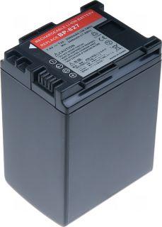 Батерия за видеокамера Canon BP-809, BP-819, BP-827, 2580 mAh