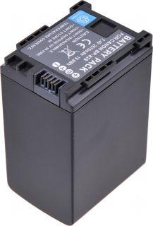 Батерия за видеокамера Canon BP-828, BP-820, 2670 mAh
