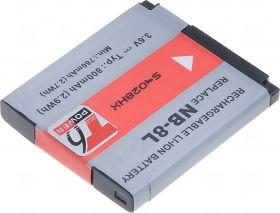Батерия за фотоапарат Canon NB-8L, 800 mAh