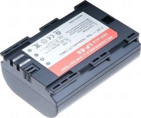 Батерия за фотоапарат Canon LP-E6, 1600 mAh