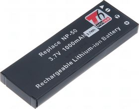 Батерия за фотоапарат Casio NP-50, NP-50DBA, 1000 mAh
