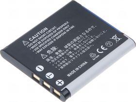 Батерия за фотоапарат Casio NP-120, 630 mAh