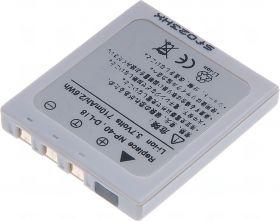 Батерия за фотоапарат Fuji NP-40, NP-40N, NP-40ND, D-Li8, SLB-0737, 700 mAh