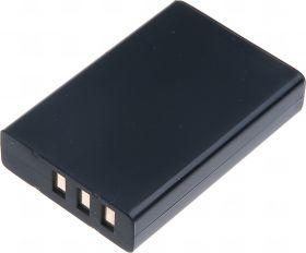Батерия за фотоапарат Fuji NP-120, D-Li7, BP-1500S, DB-43, 1800 mAh