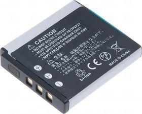 Батерия за фотоапарат Fuji NP-50, KLIC-7004, D-Li68, D-Li122, 750 mAh