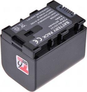 Батерия за видеокамера JVC BN-VG121, BN-VG114, BN-VG107, BN-VG121E, BN-VG121U, BN-VG114E, BN-VG114U, BN-VG107E, BN-VG107U, 2670 mAh