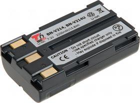 Батерия за видеокамера JVC BN-V214, BN-V214U, 2200 mAh