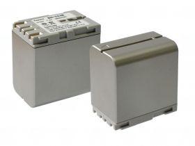 Батерия за видеокамера JVC BN-V428, BN-V428U, Цвят - шампанско, 3600 mAh