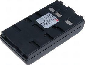 Батерия за видеокамера JVC BN-V11U, BN-V12U, BN-V14U, BN-V18U, BN-V20U, BN-V22U, BN-V24U, BN-V25U, PV-BP15, PV-BP17, VW-VBS1, 2100 mAh