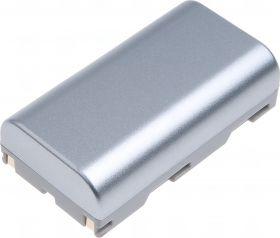 Батерия за видеокамера Samsung SB-L160, SB-L110A, Сребриста, 2200 mAh
