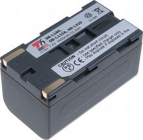 Батерия за видеокамера Samsung SB-L160, SB-L110A, SB-L320, 4400 mAh