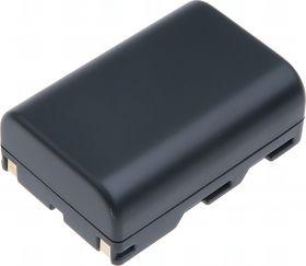 Батерия за видеокамера Samsung SB-L110, SB-L70, SB-L70A, SB-LS110, Сива, 1500 mAh