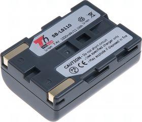 Батерия за видеокамера Samsung SB-LS110, 7.4V 1700 mAh