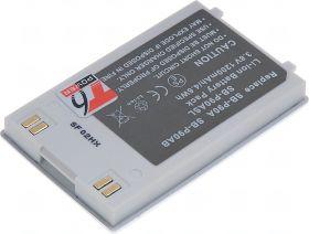 Батерия за фотоапарат Samsung SB-P90A/AB/ASL, SB-90ASL, 1200 mAh