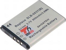 Батерия за фотоапарат Samsung SLB-0837(B), 800 mAh