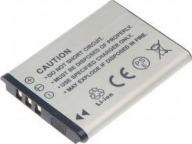 Батерия за фотоапарат Samsung SLB-0837(B), 850 mAh