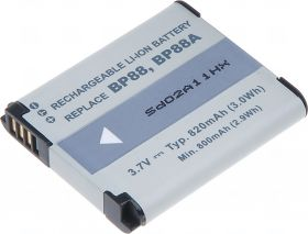 Батерия за фотоапарат Samsung BP88A, BP88, 800 mAh
