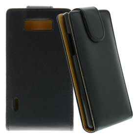 FLIP калъф за LG P700 Optimus L7 Black