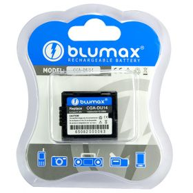Blumax батерия за Panasonic CGA-DU14 Li-Ion 1400mAh