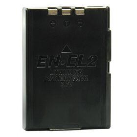 Батерия за фотоапарат Nikon EN-EL2 Li-Ion  890mAh