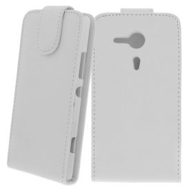 FLIP калъф за Sony Xperia SP White(Nr 15)