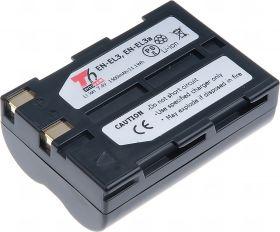 Батерия за фотоапарат Nikon EN-EL3, 1500 mAh