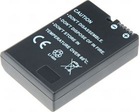 Батерия за фотоапарат Nikon EN-EL14, 950 mAh