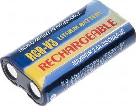 Батерия за фотоапарат Olympus CRV3, CR-V3, LB01, SLB-1437, 1100 mAh