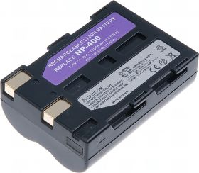 Батерия за фотоапарат Minolta NP-400, D-Li50, 1700 mAh
