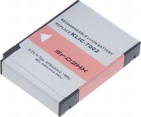 Батерия за фотоапарат Kodak KLIC-7002, 570 mAh