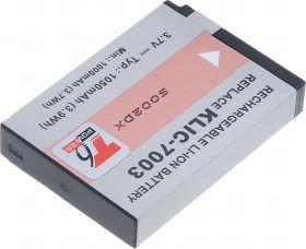 Батерия за фотоапарат Kodak KLIC-7003, 1050 mAh
