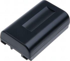 Батерия за видеокамера Panasonic CGR-V610, CGR-V14, Черна, 2200 mAh