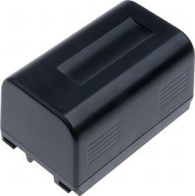 Батерия за видеокамера Panasonic CGR-V620,  Черна, 4400 mAh