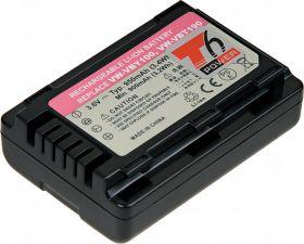 Батерия за видеокамера Panasonic VW-VBY100, 950 mAh