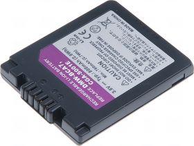 Батерия за фотоапарат Panasonic CGA-S001E, CGR-S001, DMW-BCA7, BP-DC2, 800 mAh