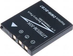 Батерия за фотоапарат Panasonic DMW-BCB7, CGA-S004, 710 mAh