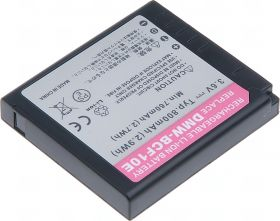 Батерия за фотоапарат Panasonic DMW-BCF10, DMW-BCF10E, 800 mAh
