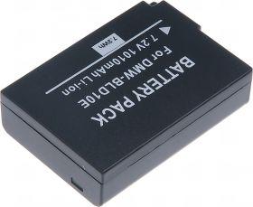 Батерия за фотоапарат Panasonic DMW-BLD10E, DMW-BLD10, 1010 mAh