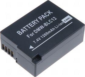 Батерия за фотоапарат Panasonic DMW-BLC12E, DMW-BLC12, 1200 mAh