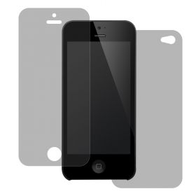 Протектор за телефон iPhone 5 Front and Back Clear