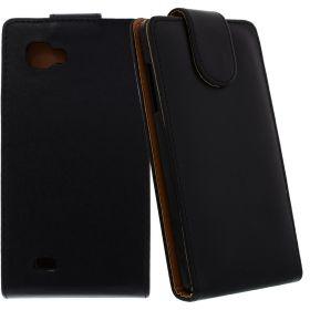 Flip Case LG P880 Optimus 4XHD Black