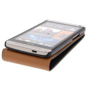 FLIP калъф за HTC One M7 Black