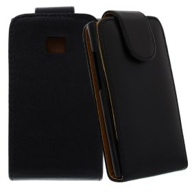 FLIP калъф за LG E400 Optimus L3 Black