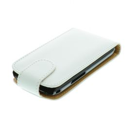 FLIP калъф за Samsung Galaxy S Duos GT-S7562 White (Nr 15)