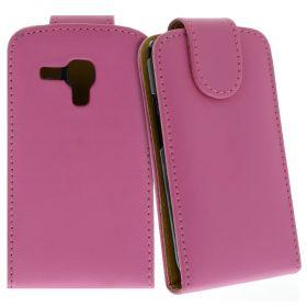 FLIP калъф за Samsung Galaxy S Duos GT-S7562 Pink (Nr 13)