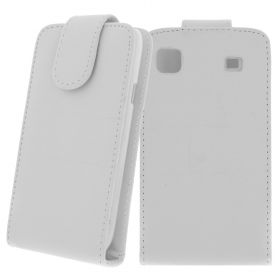 FLIP калъф за Samsung Galaxy S1 i9000 White (Nr 15)